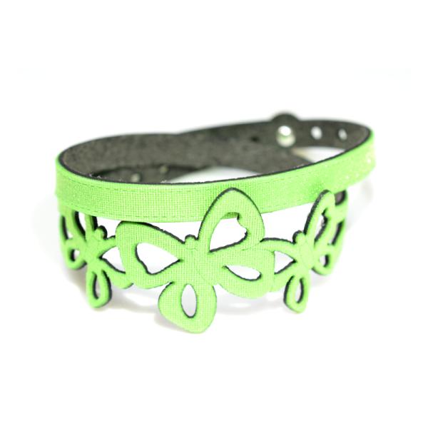 Verde Fluo Butterfly