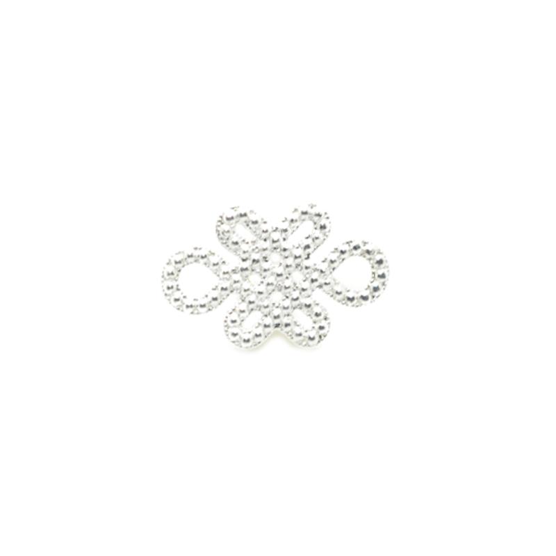 Bead Promise in Argento 925% da abbinare al tuo Bracciale in tessuto colorato Krilà.100% made in Italy